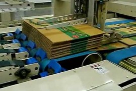 Folder Gluer
